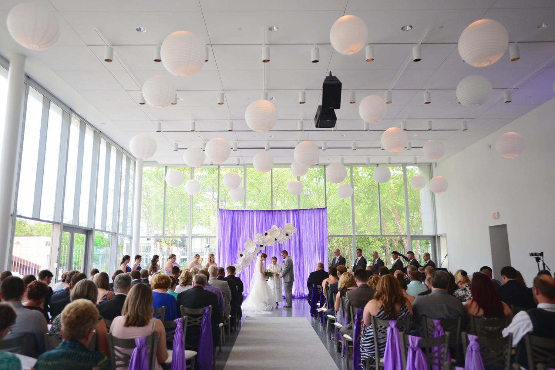 Art Gallery Of Hamilton Wedding Photography